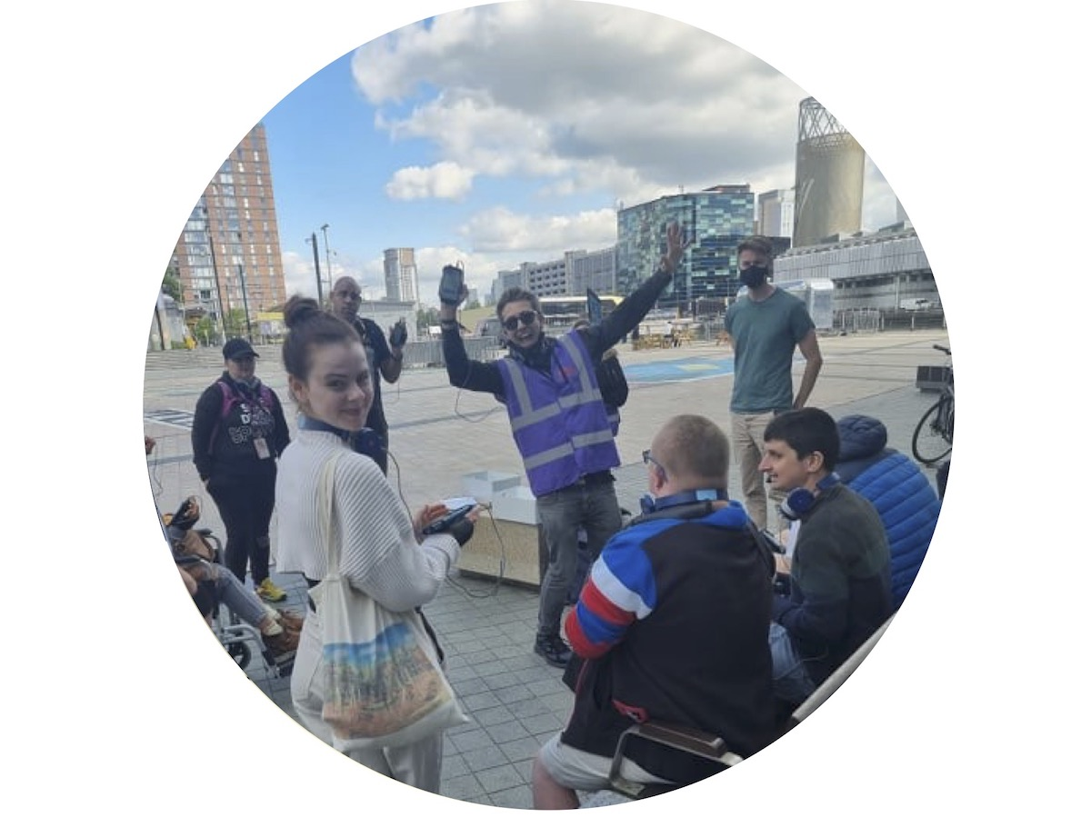 LATEST NEWS - LOOK OUT AT THE LOWRY